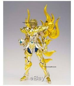 SAINT SEIYA SOUL OF GOLD Myth Cloth EX Ioria Leo Leone 1st Bonus Edition Bandai