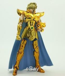 ST MC Saint Seiya EX Leo / Lion Aiolia Myth Cloth Action Figurine