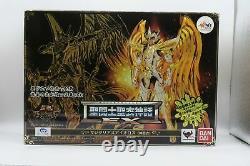 Sagittarius Aiolos God Cloth Soul Gold Saint Seiya Myth Cloth EX BANDAI Tamashii
