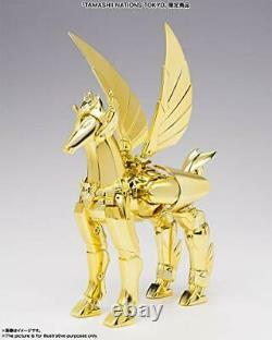 Saint Cloth Myth EX Pegasus Seiya (Shinsei Bronze Cloth) GOLDEN LIMITED EDITIO