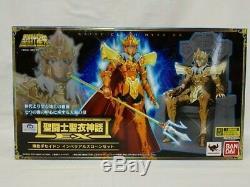 Saint Cloth Myth EX Saint Seiya Emperor Poseidon Imperial Sloan Set About Japan