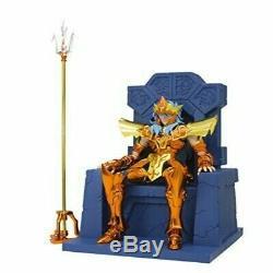 Saint Cloth Myth EX Saint Seiya Poseidon Imperial Sloan set action figure