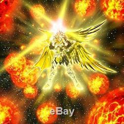Saint Cloth Myth Ex Gemini Saga Saint Seiya-Soul of Gold Action Figure Japan