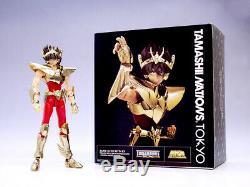 Saint Cloth Myth Ex Seiya Shun Hyoga New Bronze Cloth Golden Limited Edition Set