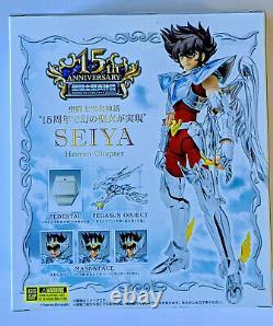 Saint Cloth Myth Heaven Chapter Overture Pegasus Seiya Figure 15th USA seller