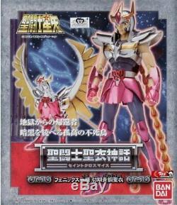 Saint Cloth Myth Phoenix Ikki Initial Bronze Cloth PVC Figure JAPAN