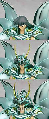 Saint Cloth Myth Saint Seiya DRAGON SHIRYU GOD CLOTH Action Figure BANDAI used