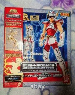 Saint Cloth Myth Saint Seiya Figure Bronze 5 Warrior Set Pegasus Dragon etc