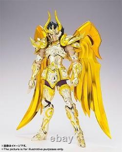 Saint Seiya Capricorn Shura God Cloth Saint Cloth Myth Action Figure