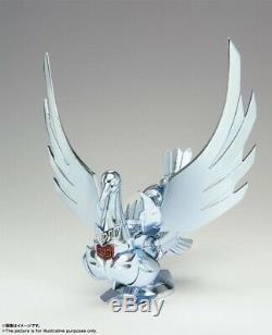 Saint Seiya Cloth Myth Cygnus Hyoga Revival Ver. Figure Bandai ABS PVC Die-cast