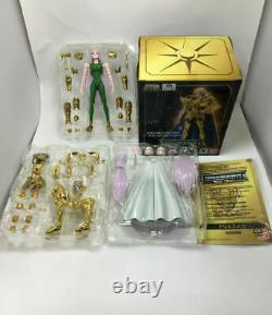 Saint Seiya Cloth Myth EX ARIES MU Action Figure BANDAI Tamashii Nations