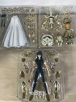 Saint Seiya Cloth Myth EX Aquarius Camus Action Figure Bandai used