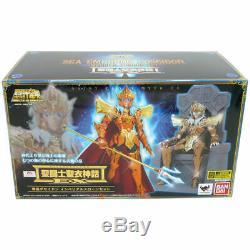 Saint Seiya Cloth Myth EX Emperor Poseidon & Imperial Throne Cavalieri Zodiaco