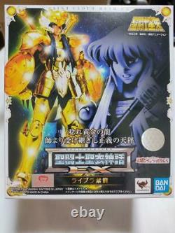 Saint Seiya Cloth Myth EX LIBRA SHIRYU figure Bandai