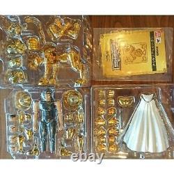 Saint Seiya Cloth Myth EX TAURUS ALDEBARAN GOLDEN Premium Bandai