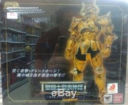 Saint Seiya Cloth Myth EX TAURUS ALDEBARAN GOLDEN Premium Bandai Brand New
