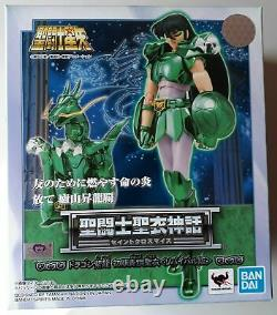 Saint Seiya Dragon Shiryu First Bronze Myth Cloth Revival Ver. Bandai Tamashii