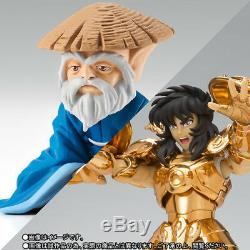 Saint Seiya EX Myth Cloth Libra & Roshi OCE figure Bandai Tamashii exclusive