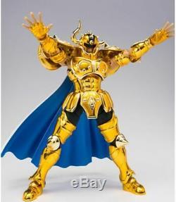 Saint Seiya EX Taurus Taureau Aldebaran Myth Cloth Action Figure Collectible Toy