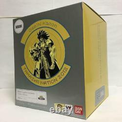 Saint Seiya Ex-Gemini Kanon Tamashii Nation Myth Cloth Exclusive New 2012 BANDAI