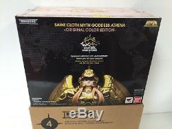 Saint Seiya Figure Cloth Myth GODDESS ATHENA OCE ORIGINAL COLOR World Tour 2017