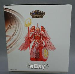 Saint Seiya Goddess Athena Kido Saori Myth Cloth 15th Anniversary Ver. Bandai