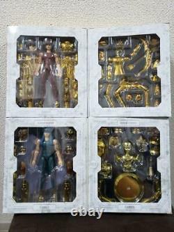 Saint Seiya Myth Cloth Action figure Gold saint Full set (12 items)