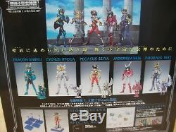 Saint Seiya Myth Cloth Bronze Special 5 figure box set 2007 Japanese Bandai NEW