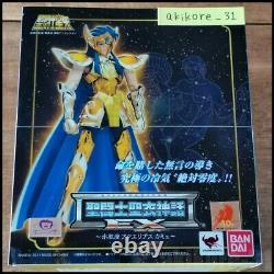Saint Seiya Myth Cloth EX Aquarius Camus Bandai Action Figure
