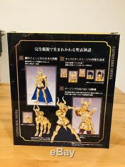 Saint Seiya Myth Cloth EX Capricorn Shura Bandai