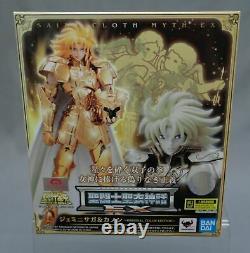 Saint Seiya Myth Cloth EX Gemini & Kanon Original Color Edition Bandai Japan NEW