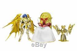 Saint Seiya Myth Cloth EX Gemini Saga Soul of Gold Premium Set Bandai Japan NEW
