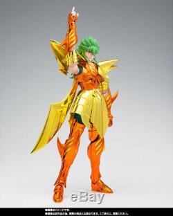 Saint Seiya Myth Cloth EX Kraken Issac action figure Bandai Tamashii exclusive