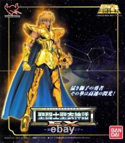 Saint Seiya Myth Cloth EX LEO AIOLIA Bandai