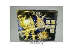 Saint Seiya Myth Cloth EX Leo Aioria God Cloth Soul Of Gold Bandai Japan New