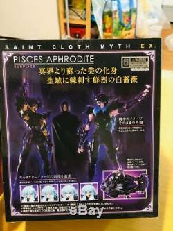 Saint Seiya Myth Cloth EX Piscis Surplice Bandai