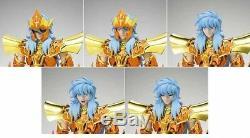 Saint Seiya Myth Cloth EX Poseidon Julian Solo action figure Bandai USA