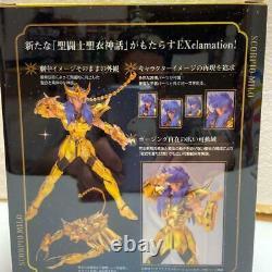 Saint Seiya Myth Cloth EX Scorpion Gold Escorpio Milo action Figure Bandai