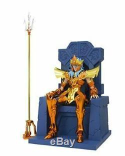 Saint Seiya Myth Cloth EX Sea Emperor Poseidon Imperial Throne Set