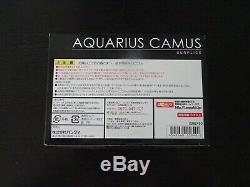 Saint Seiya Myth Cloth Ex / Aquarius Camus Surplice / Sealed / Japanese