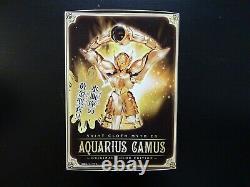 Saint Seiya Myth Cloth Ex / Aquarius Original Color Oce / Sealed / Japanese