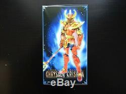 Saint Seiya Myth Cloth Ex / Krysa Krishna Krysaor Chrysaor / Sealed / Japanese