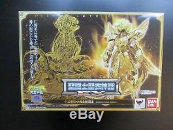 Saint Seiya Myth Cloth Ex / Serpentaire 13th Gold / Sealed / Japanese / Unopened
