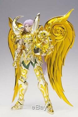 Saint Seiya Myth Cloth Ex Soul Of Gold Aries Mur Gold Cloth Action Figure Bandai