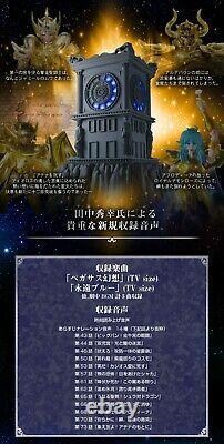 Saint Seiya Myth Cloth Fire Clock in The Sanctuary Meridiana Bandai Tamashii