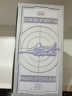 Saint Seiya Myth Cloth Land and Marine Steel cloth / Acier Terre et Mer BANDAI