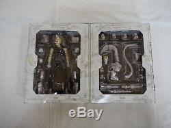 Saint Seiya Myth Cloth Lionet Ban Wolf Nachi Bear Geki Bronze Figure 5 Set NEW