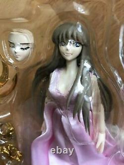 Saint Seiya Myth Cloth Pegasus & Athena Original Color Broken Version Limited