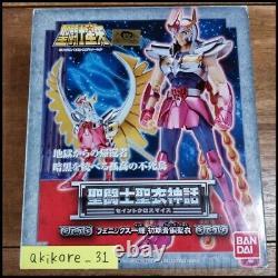 Saint Seiya Myth Cloth Phoenix Fenix Ikki V1 Bronze Action Figure Bandai