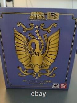 Saint Seiya Myth Cloth Phoenix Ikki V1 Gold Limited US SELLER